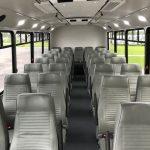 Freightliner S2C 33 passenger charter shuttle coach bus for sale - Diesel 5