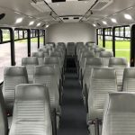 Freightliner S2C 33 passenger charter shuttle coach bus for sale - Diesel 6