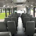 Freightliner S2C 33 passenger charter shuttle coach bus for sale - Diesel 7