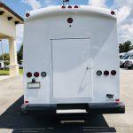 Freightliner M2 41 passenger charter shuttle coach bus for sale - Diesel 5