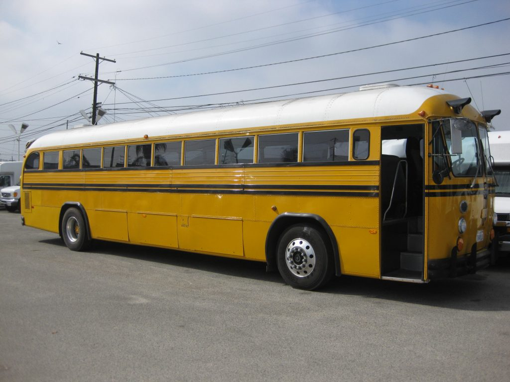 Crown 85 passenger charter shuttle coach bus for sale - Diesel
