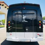 Chevy C5500 24 passenger charter shuttle coach bus for sale - Diesel 4