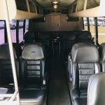 Chevy C5500 24 passenger charter shuttle coach bus for sale - Diesel 5