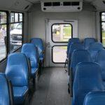 Ford E350  14 passenger charter shuttle coach bus for sale - Gas 5