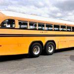 Crown 85 passenger charter shuttle coach bus for sale - Diesel 2