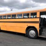Crown 85 passenger charter shuttle coach bus for sale - Diesel 1