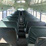 Crown 85 passenger charter shuttle coach bus for sale - Diesel 6