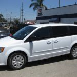 Dodge Caravan 4 passenger charter shuttle coach bus for sale - Gas 3