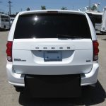 Dodge Caravan 4 passenger charter shuttle coach bus for sale - Gas 4