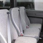 Ram 2500 4 passenger charter shuttle coach bus for sale - Gas 6