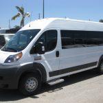 Ram 2500 4 passenger charter shuttle coach bus for sale - Gas 3