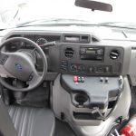 Ford E450 25 passenger charter shuttle coach bus for sale - Gas 7