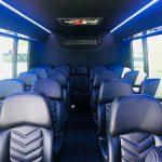 Ford E450 23 passenger charter shuttle coach bus for sale - Gas 5