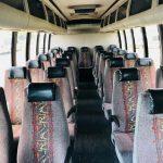 Chevy C5500 29 passenger charter shuttle coach bus for sale - Diesel 5