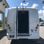 Ford E450 23 passenger charter shuttle coach bus for sale - Gas 4