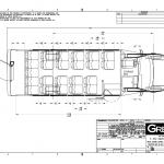 Ford E450 23 passenger charter shuttle coach bus for sale - Gas 8