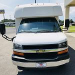 Chevy 4500 20 passenger charter shuttle coach bus for sale - Gas 2