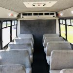 Chevy 4500 20 passenger charter shuttle coach bus for sale - Gas 6