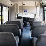 Chevy 4500 20 passenger charter shuttle coach bus for sale - Gas 7