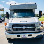 Chevy C5500 33 passenger charter shuttle coach bus for sale - Diesel 2