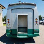 Chevy C5500 33 passenger charter shuttle coach bus for sale - Diesel 4