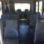 Ford E350  12 passenger charter shuttle coach bus for sale - Gas 5