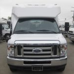Ford E350  12 passenger charter shuttle coach bus for sale - Gas 2