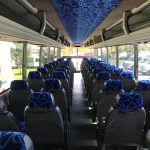 Prevost 56 passenger charter shuttle coach bus for sale - Diesel 5