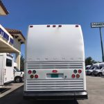Prevost 56 passenger charter shuttle coach bus for sale - Diesel 3
