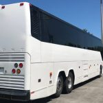 Prevost 56 passenger charter shuttle coach bus for sale - Diesel 2