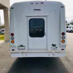 Ford E450 22 passenger charter shuttle coach bus for sale - Diesel 4