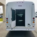 Ford E450 22 passenger charter shuttle coach bus for sale - Diesel 5