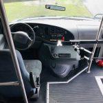 Ford E450 22 passenger charter shuttle coach bus for sale - Diesel 8