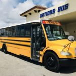 Freightliner M2 47 passenger charter shuttle coach bus for sale - Diesel 1
