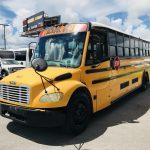 Freightliner M2 47 passenger charter shuttle coach bus for sale - Diesel 3