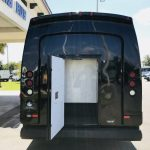 Ford F550 30 passenger charter shuttle coach bus for sale - Diesel 5
