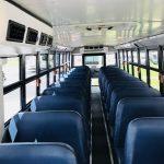 Freightliner M2 47 passenger charter shuttle coach bus for sale - Diesel 7