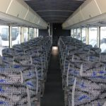 MCI 53 passenger charter shuttle coach bus for sale - Diesel 5