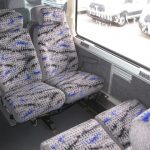 MCI 53 passenger charter shuttle coach bus for sale - Diesel 7