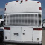 MCI 53 passenger charter shuttle coach bus for sale - Diesel 4