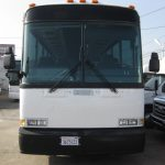 MCI 47 passenger charter shuttle coach bus for sale - Diesel 2