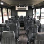 Ford E450 25 passenger charter shuttle coach bus for sale - Gas 5