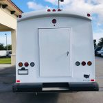 Ford F-550 29 passenger charter shuttle coach bus for sale - Gas 3