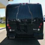 Ford E-450 13 passenger charter shuttle coach bus for sale - Gas 6