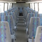 International  37 passenger charter shuttle coach bus for sale - Diesel 5