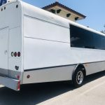 International 3200 33 passenger charter shuttle coach bus for sale - Diesel 3