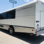 International 3200 33 passenger charter shuttle coach bus for sale - Diesel 6