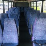 International 3200 33 passenger charter shuttle coach bus for sale - Diesel 10