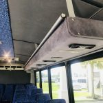 International 3200 33 passenger charter shuttle coach bus for sale - Diesel 11