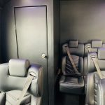 Freightliner M2 40 passenger charter shuttle coach bus for sale - Diesel 11